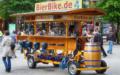 Bier-Bike JGA Stuttgart
